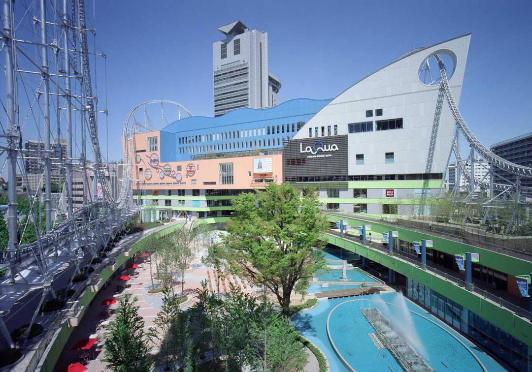 東京ドームからすぐ! 充実のサウナが目を引く【スパ ラクーア】