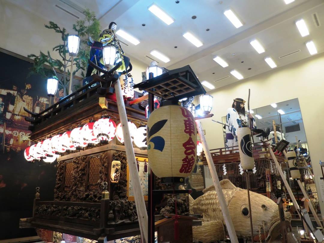 水郷佐原山車会館で「江戸優り」の文化を体感!