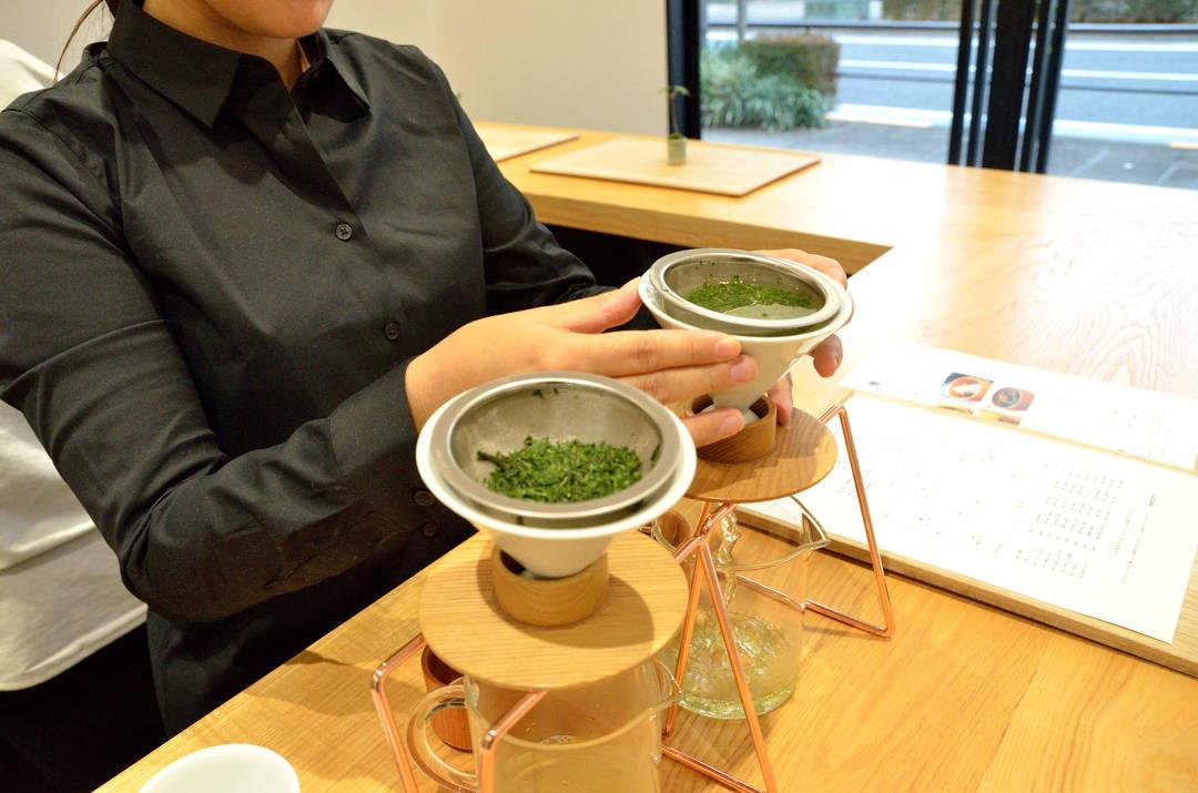 在日本也很少見! 煎茶專賣店