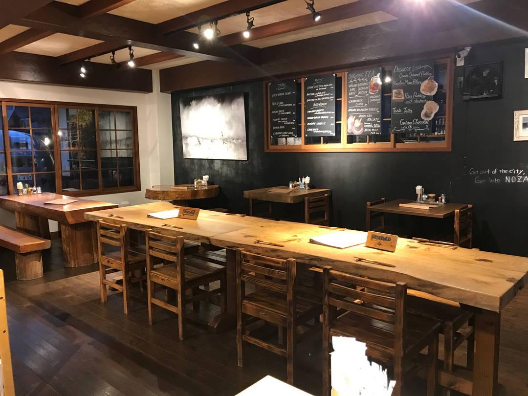 可以享用正宗晚餐的古民家咖啡餐厅【七良兵卫咖啡】