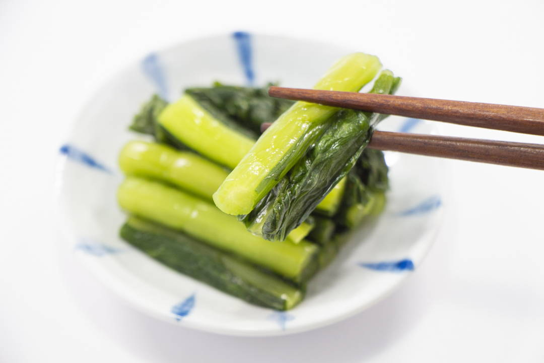 野泽温泉的经典特产,健康的腌制野泽菜【野泽菜本铺】