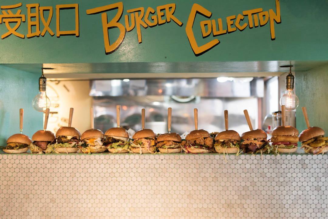 豪爽的來吃量足又健康的漢堡!【元気漢堡】