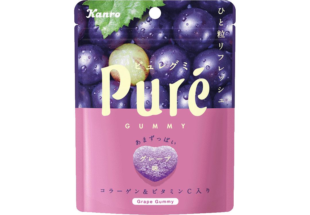 pure gumi 纯情软糖