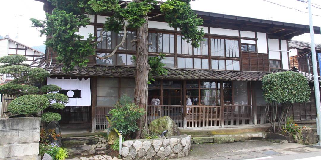 【燈の食邸KOKAJIYA】在100多年屋齡的古民家餐廳品嘗新瀉的時令味道