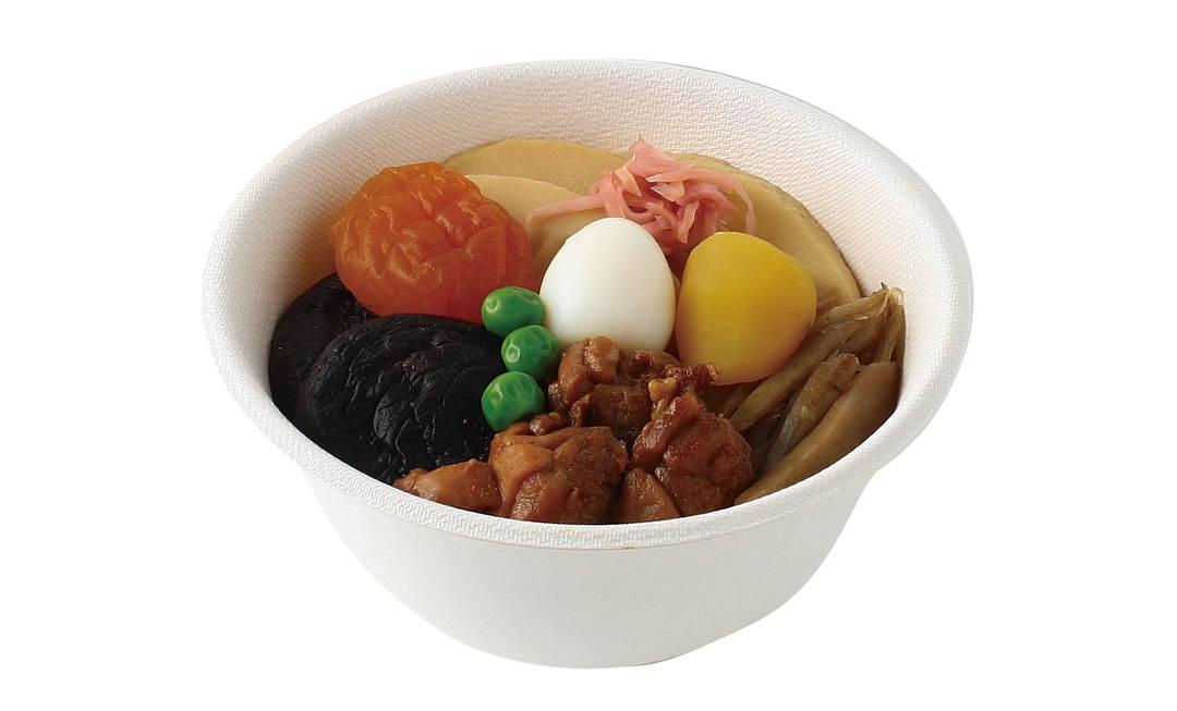 4. 以不可动摇的人气为荣的【峠の釜饭】1080日元