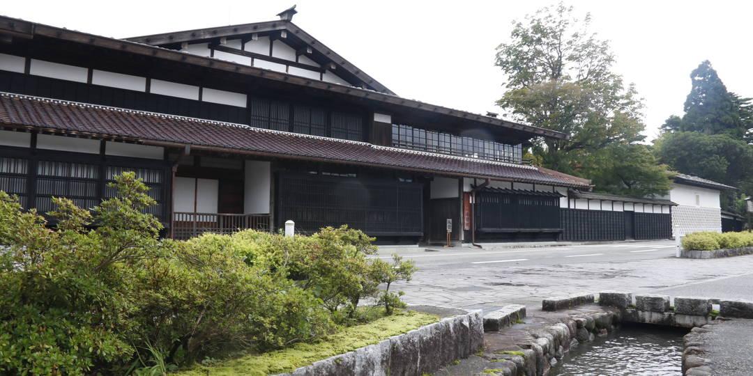 """江户时代木匠们的玩乐之心随处可见!     遗留在新泻・关川村的350多年房龄的大宅邸——""""渡边邸"""""""