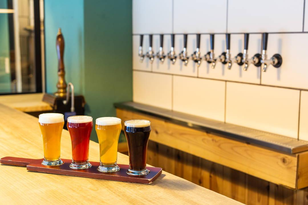 野沢の風土を映す上質なクラフトビールで乾杯!【里武士】