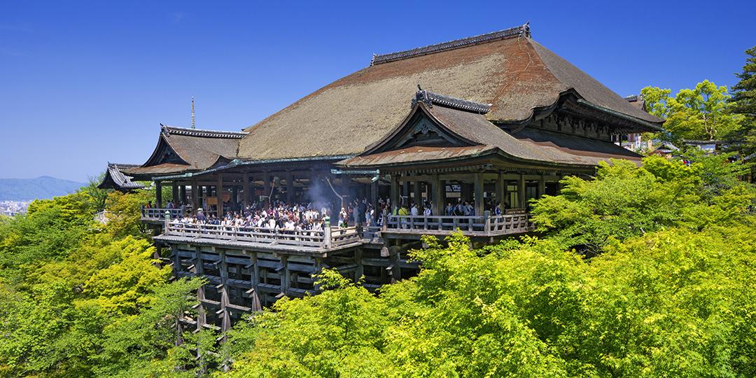 一定要去看一次!日本的寺庙