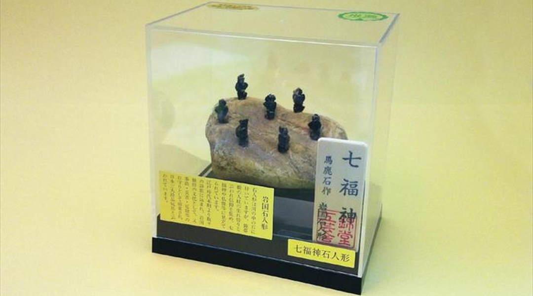 """锦带桥的名产竟然是用虫子制作的""""石人偶"""""""