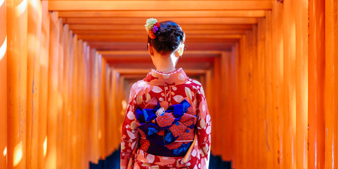 能够体验和服并在日本独特风景中拍摄纪念照的三处景点