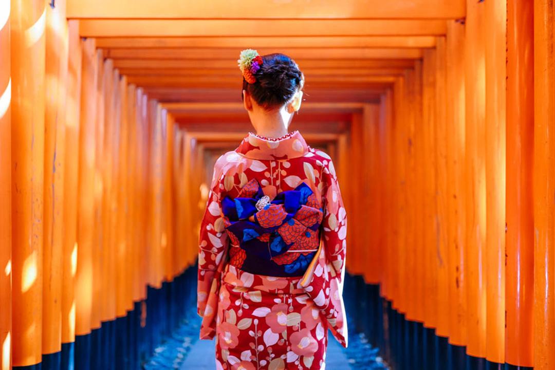花髮簪(京都)