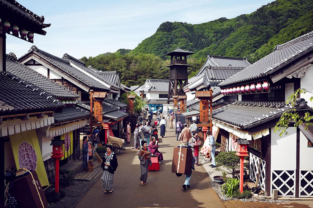 닛코 에도마을
