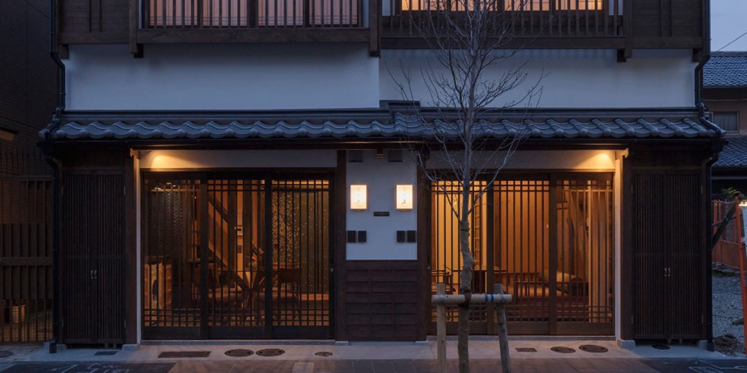 "Experience ""Live Like a Local"" staying in Kyo-machiya"