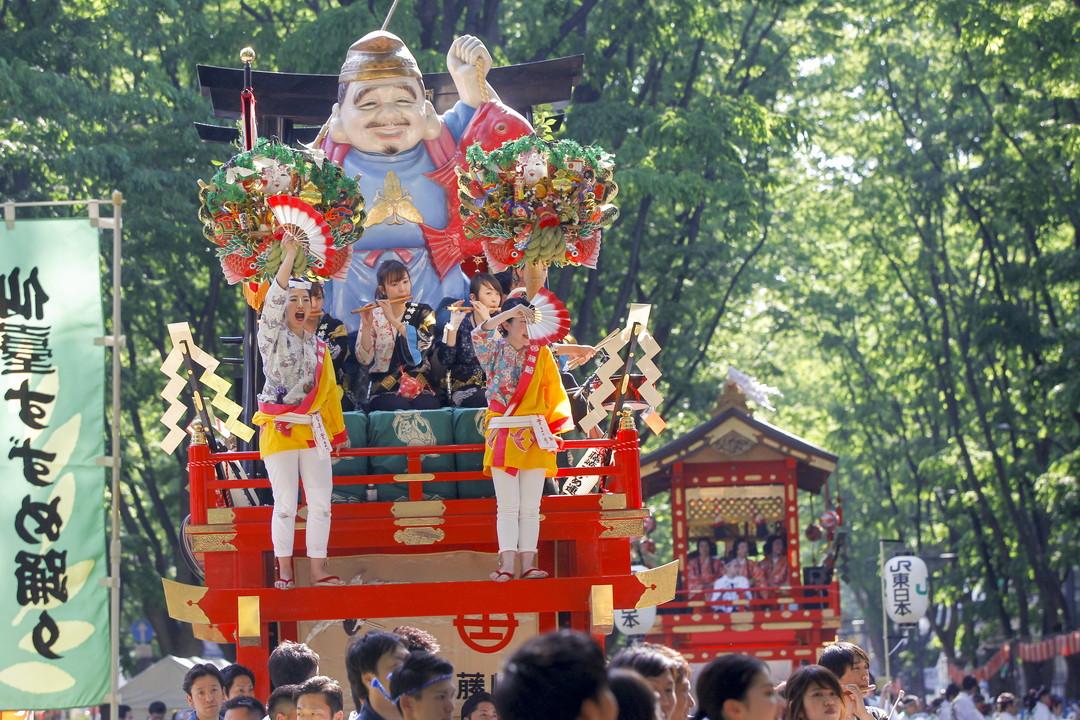 仙台青葉祭
