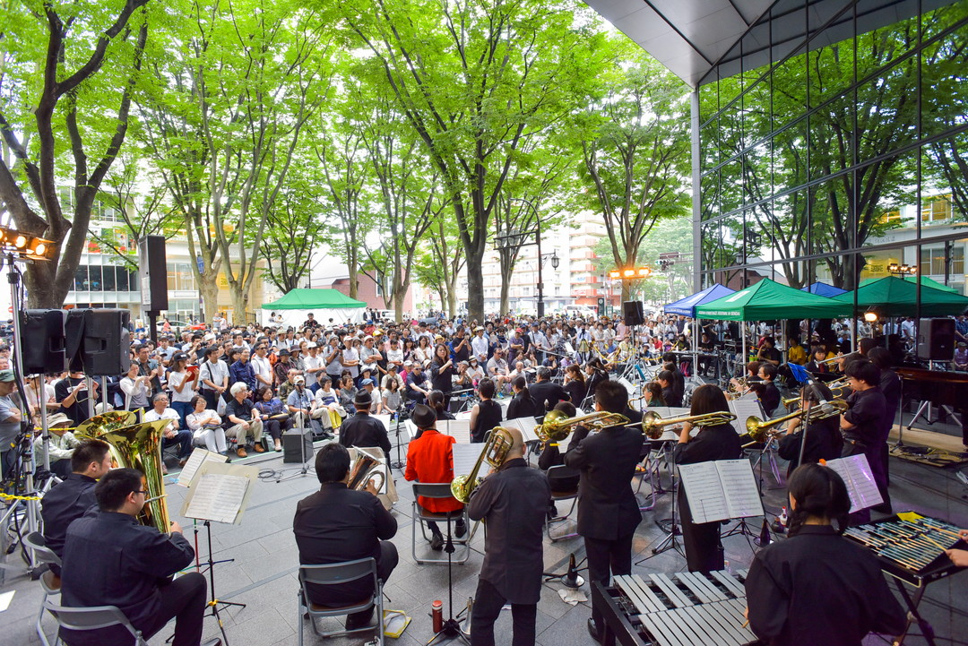 定襌寺大街爵士音樂祭