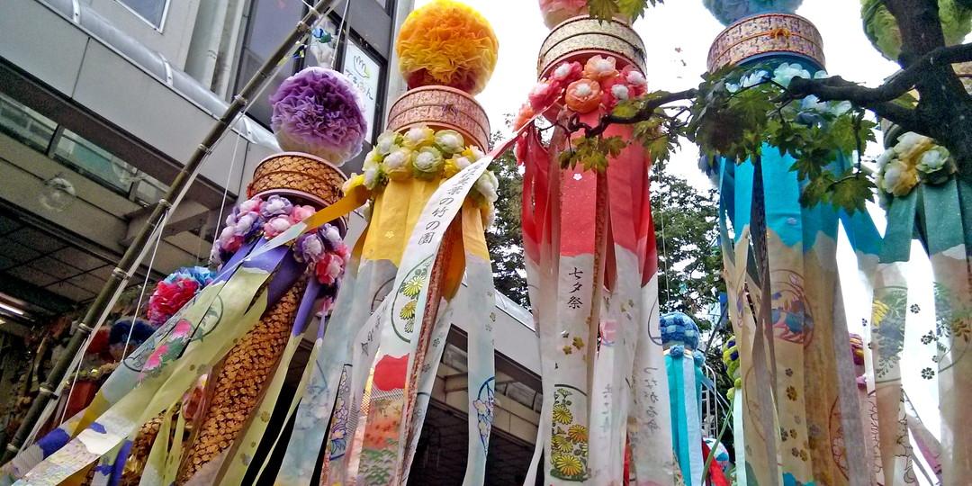 仙台的五大慶典