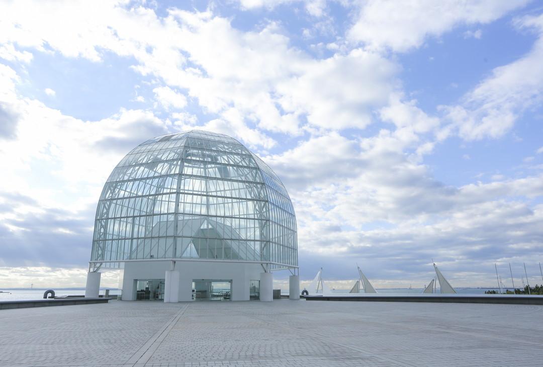 간사이 린카이 고엔 파크와 도쿄 해양 박물관