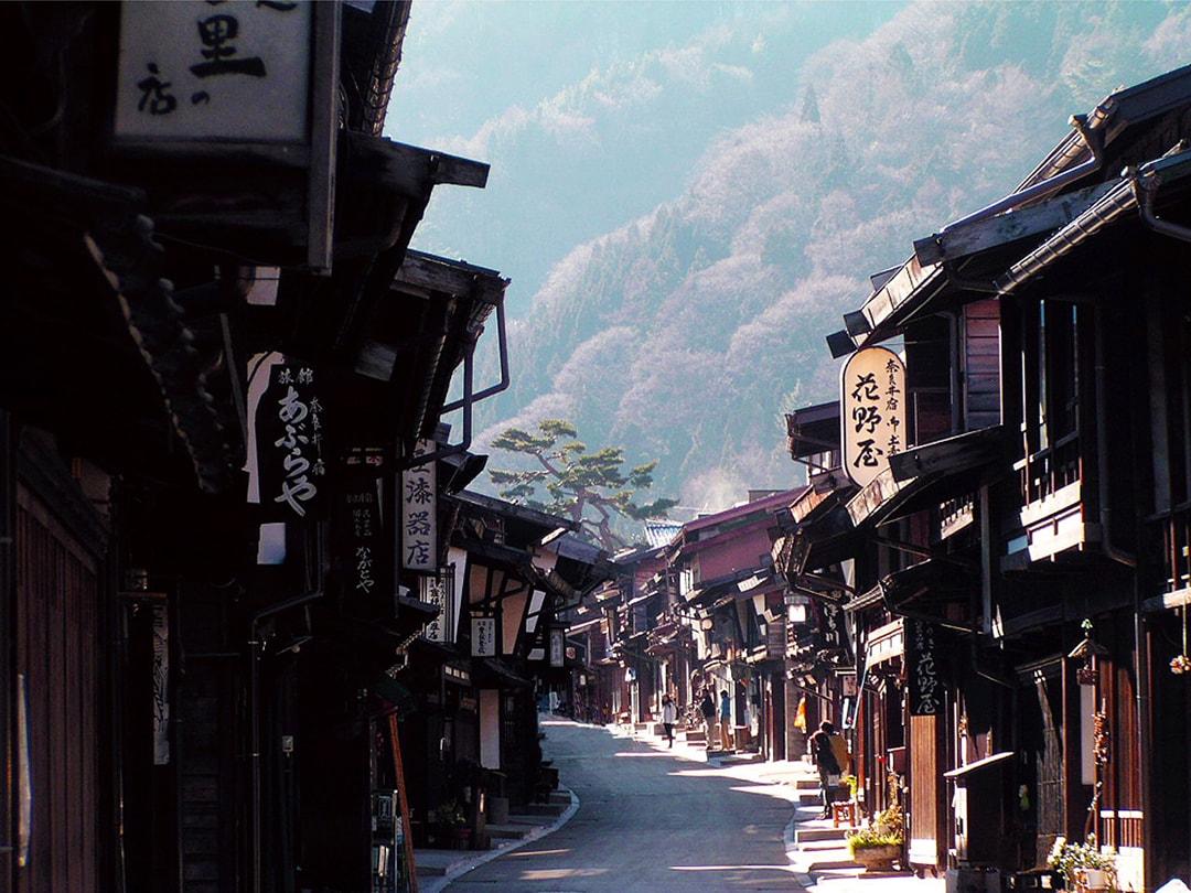 Narai-juku (Nagano)