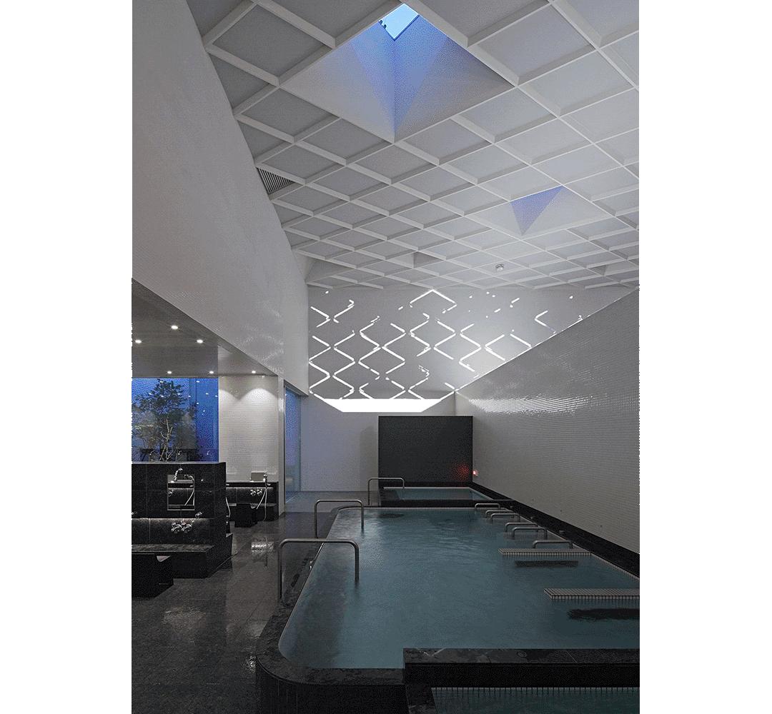 天然温泉 久松澡堂