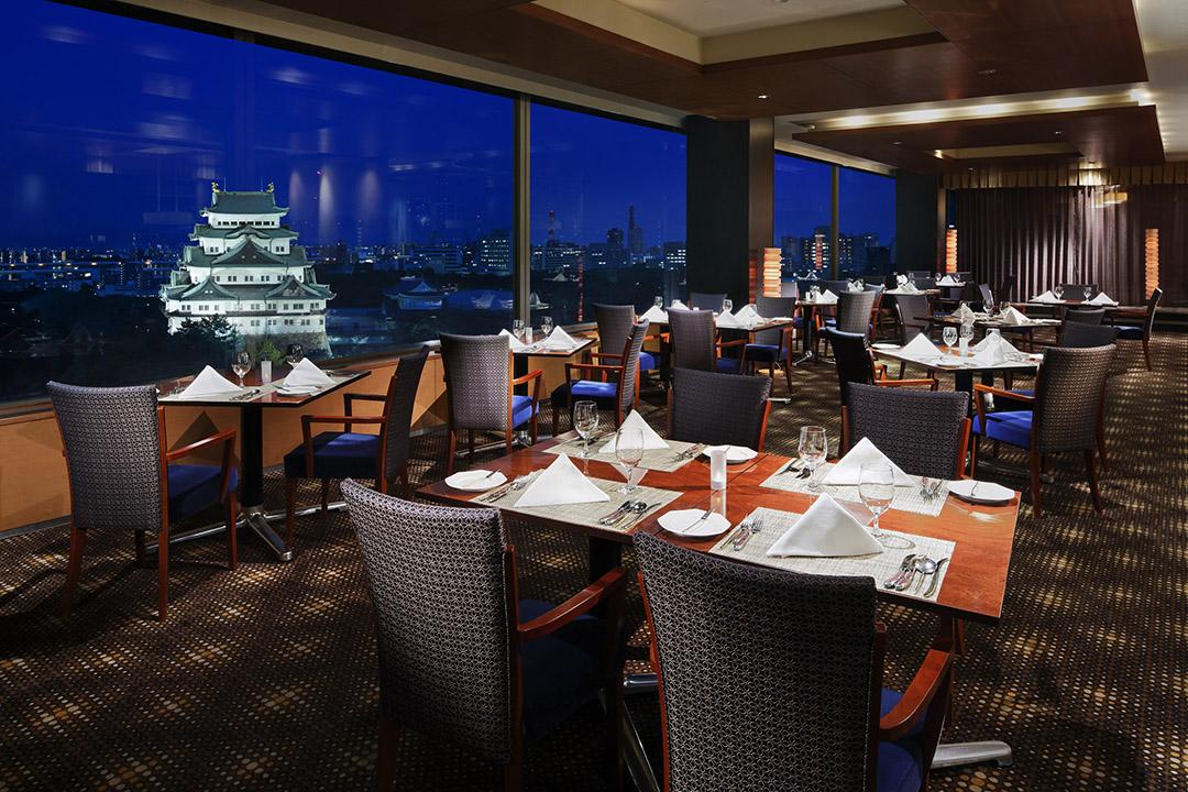Nagoya Castle 酒店