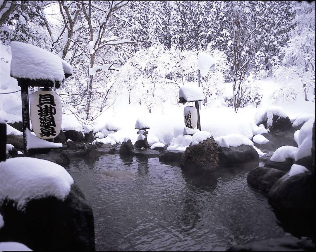 「目の温泉」として有名な奥湯沢の秘湯【新潟県・貝掛温泉】