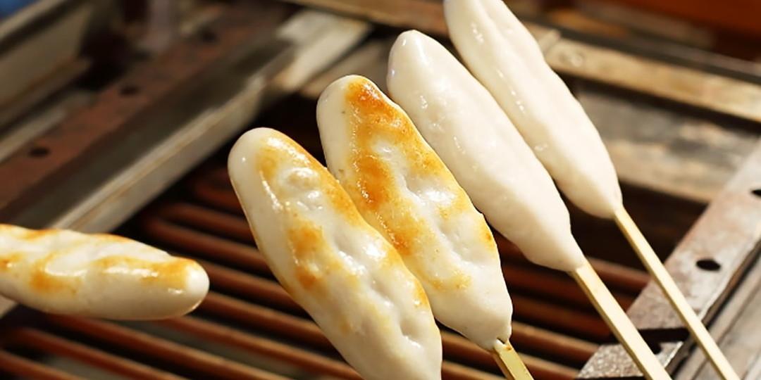 """珍惜大海恩赐所诞生的饮食文化。仙台名产""""竹叶鱼板"""""""