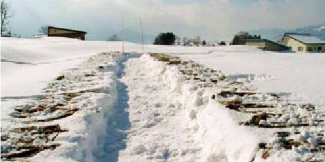 诞生于豪雪地带的和纸——内山纸