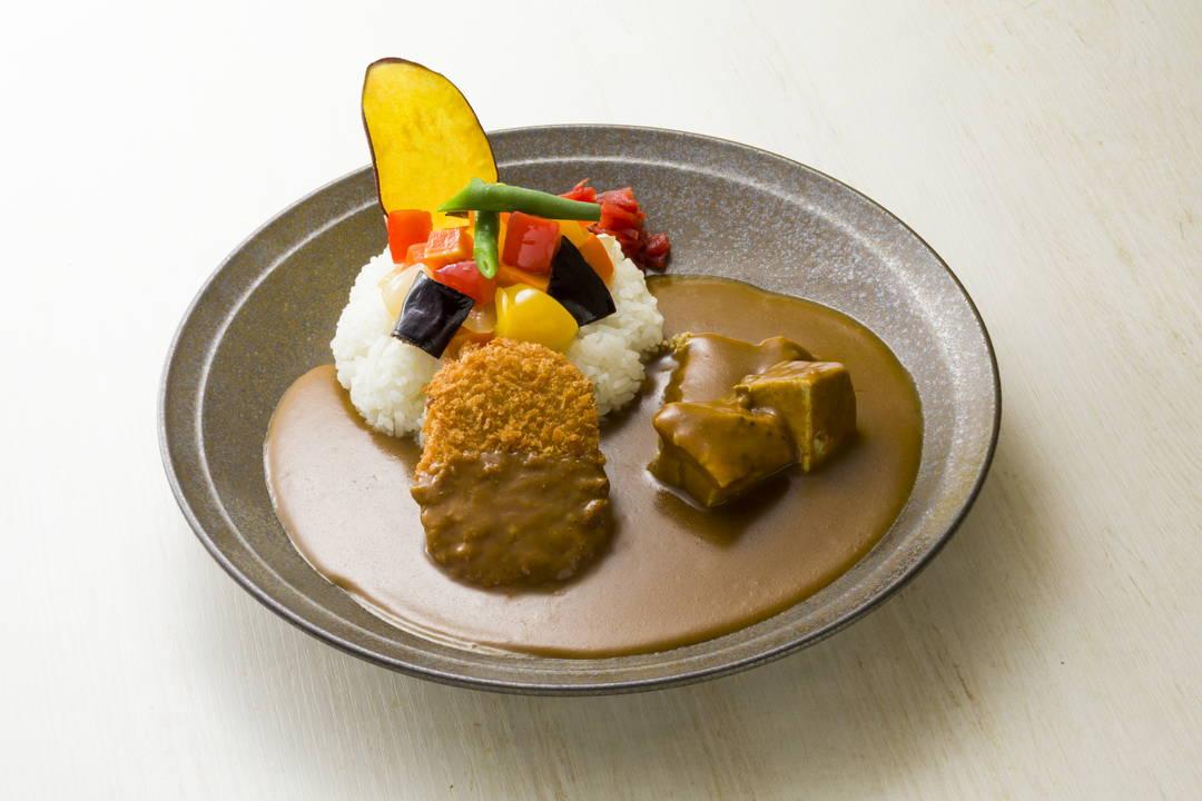 """能品味三島美食的餐廳""""森林廚房"""""""