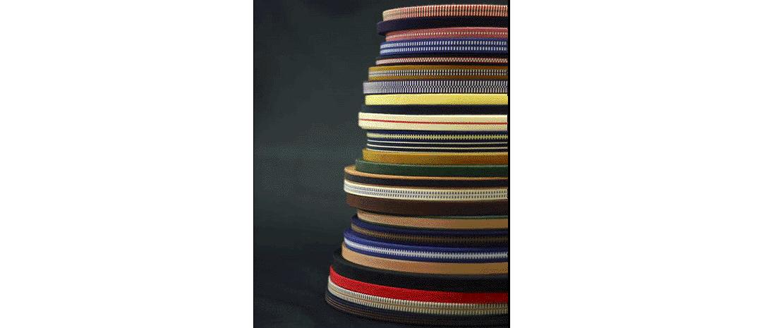 武人・茶人の心を伝える、最も細い織物「真田紐」