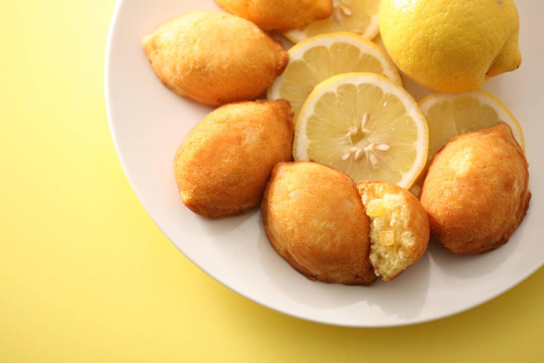 レモンの香りとおいしさを堪能できる絶品スイーツ 「島ごころ」の【瀬戸田レモンケーキ】