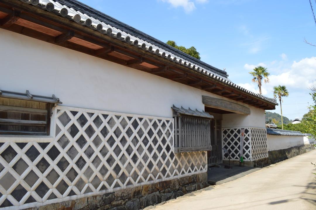 A Precious Large-scale Samurai Residence, Hose of Kuchiba Family