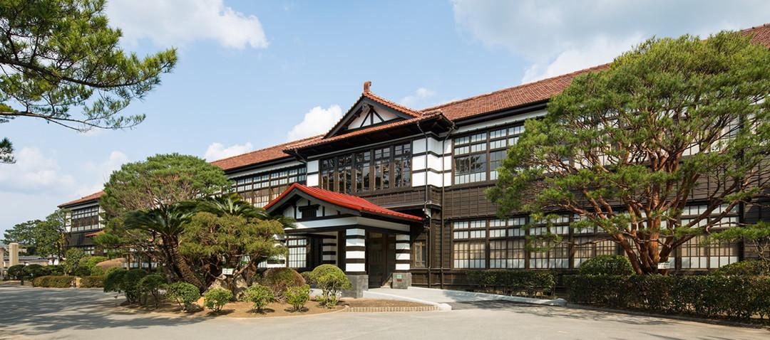 """追寻在""""萩 明伦校舍""""中有许多人物辈出的萩的历史"""
