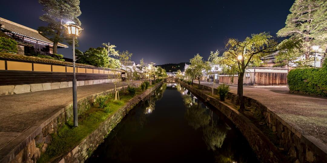 【VR影像】前往洋溢著歷史浪漫的街道感受時光倒流 ~倉敷美觀地區~