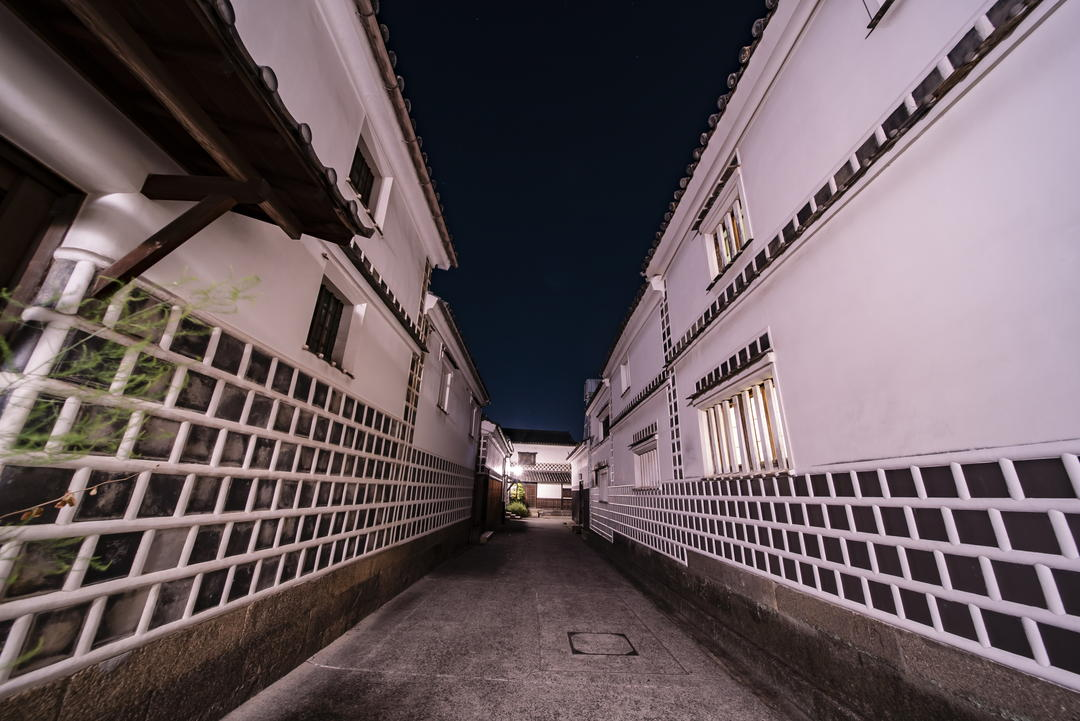 왠지 모르게 그리운 나마코 벽 골목길