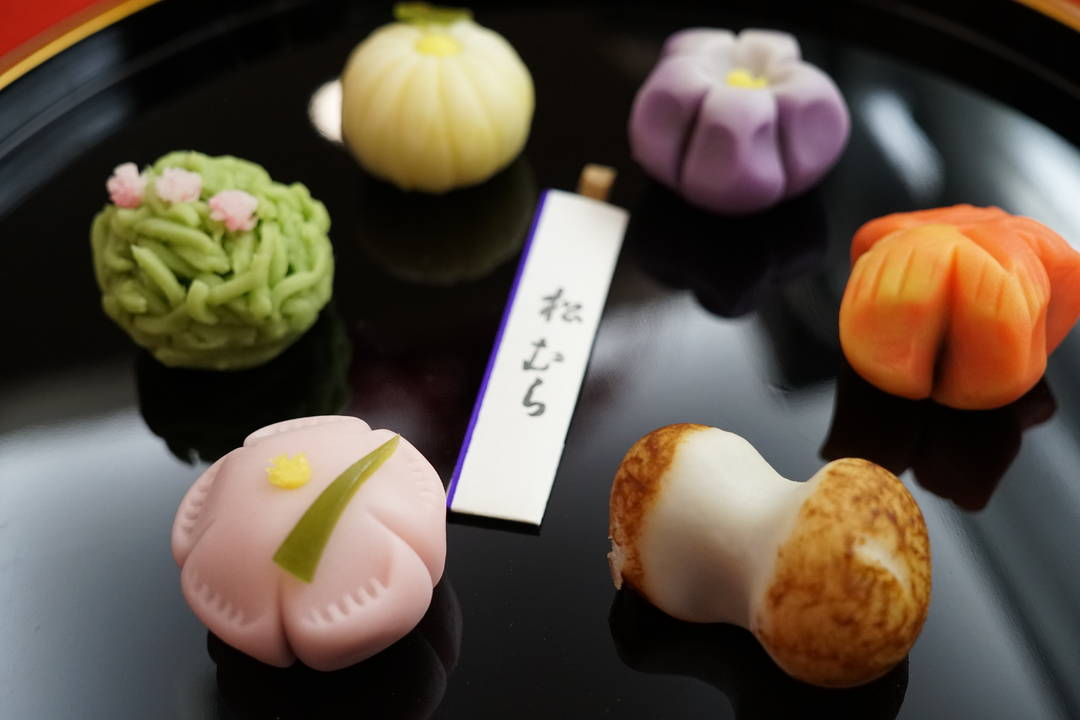 "How about Japanese confectionery made by a store with long history since Meiji? ""Matsumura"""