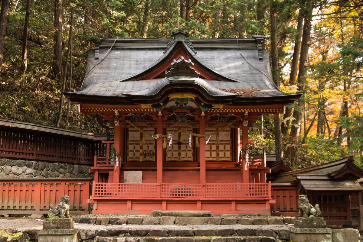 富士社社殿