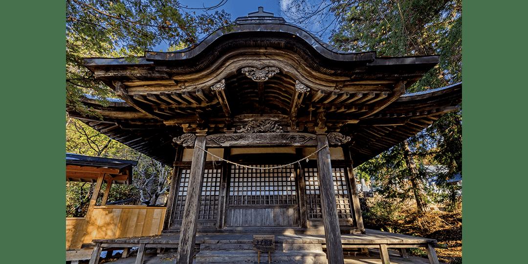 法華寺番神堂