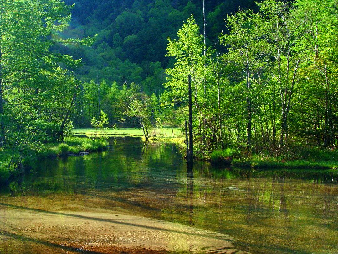 가미코치(上高地)에 가는 방법과 가장 좋은 계절은?