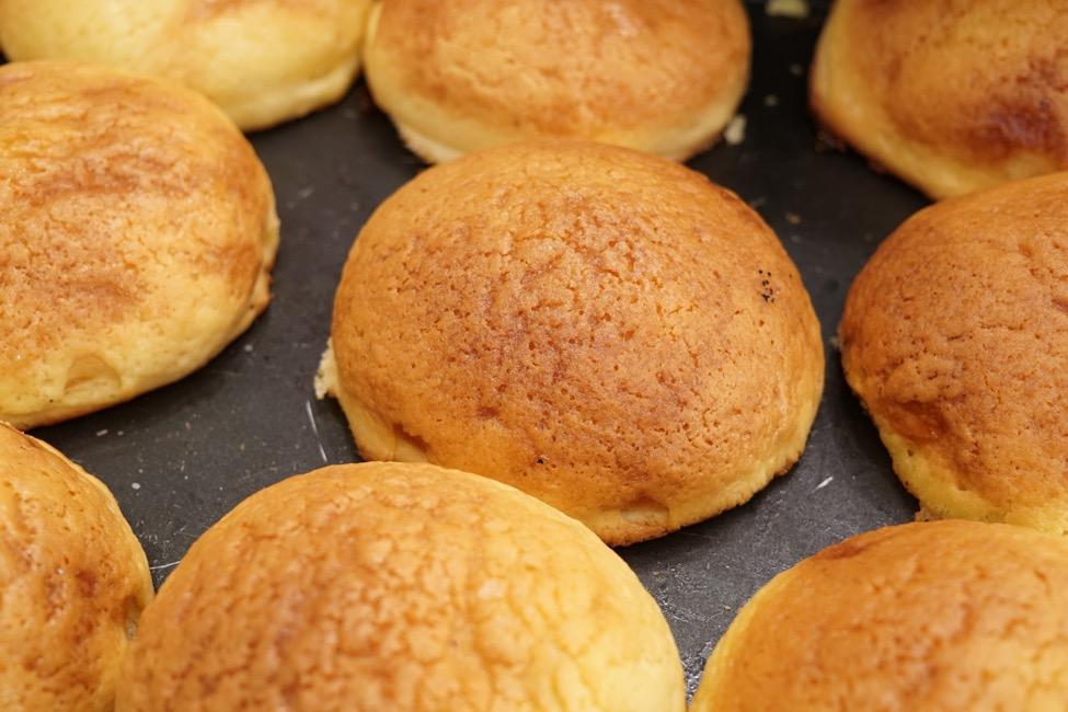 일본 제일로 손꼽힌 즉석 메론빵, '메이플 메론빵 / 봉쥬르 봉'