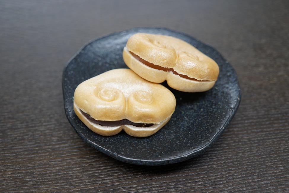 엄선된 팥으로 만든 촉촉한 팥소가 자랑입니다! '모나카 (팥소, 흰떡소) / 오자사'