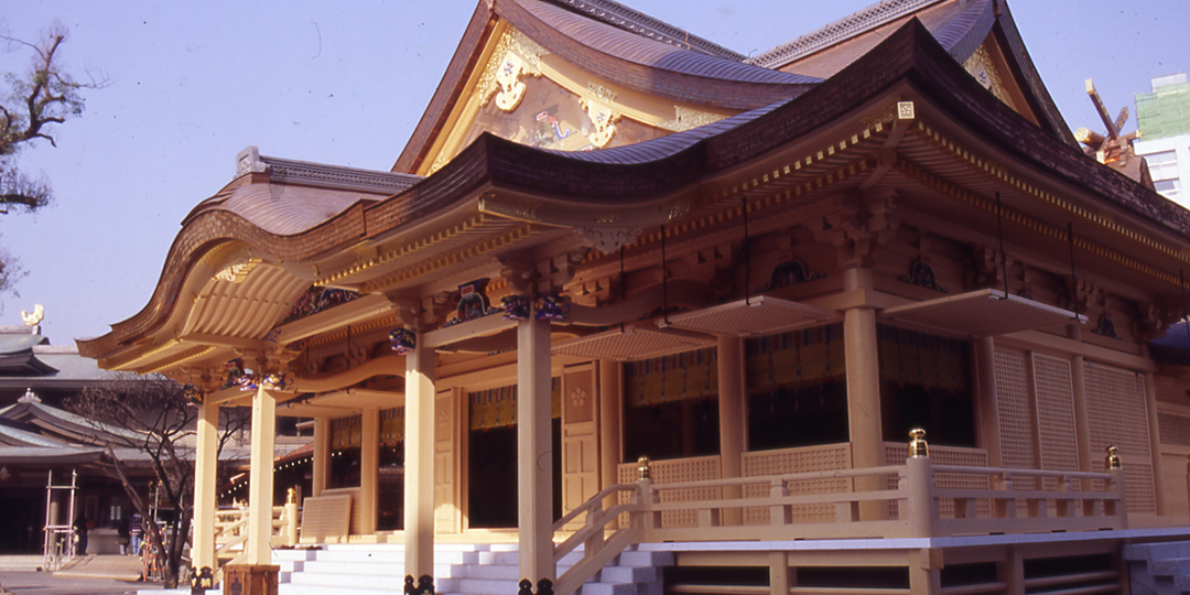 Yushima Tenmangu Shrine
