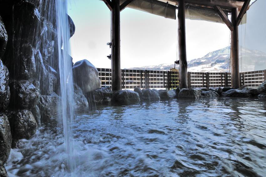 新潟県上越市 雪だるま高原キューピットバレイスキー場