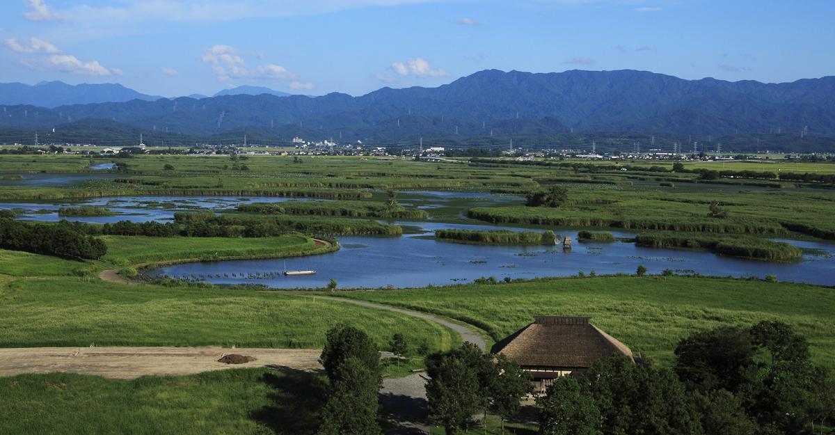水の公園 福島潟