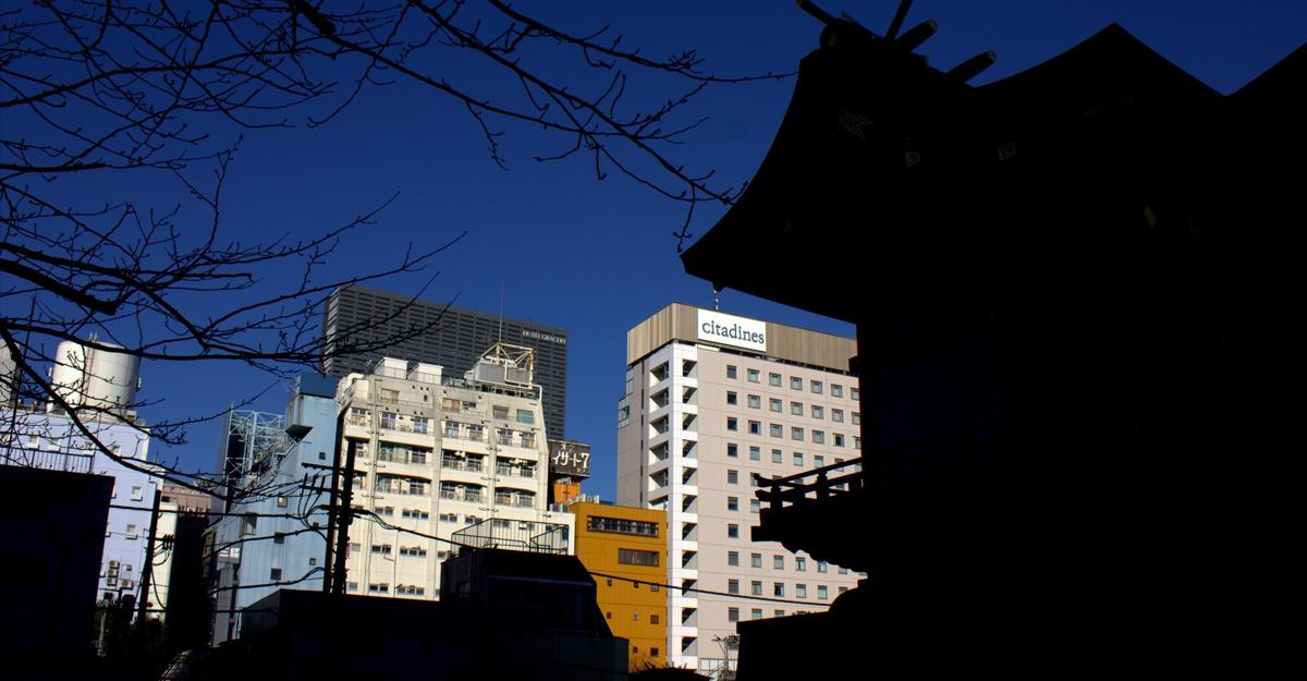 24 Hours in Shinjuku