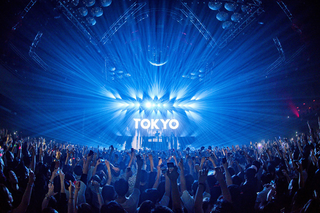 The Top 5 Nightclubs For Partying In The Tokyo Area Tabido