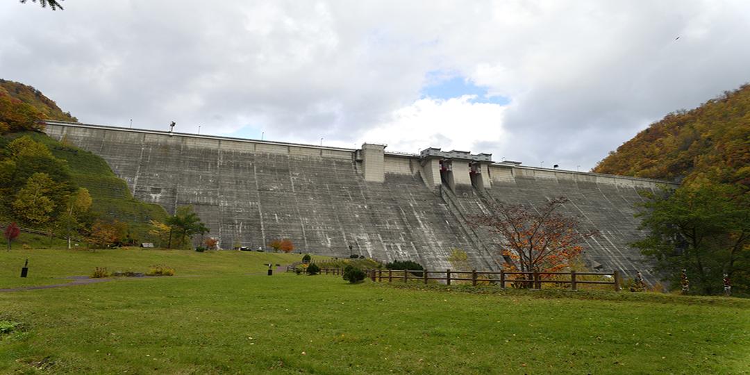 Jozankei Dam
