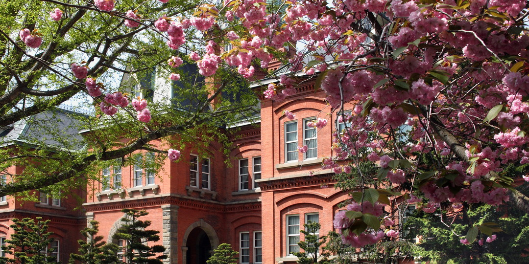 Former Hokkaido Government Office Building (Red Brick Government Office)