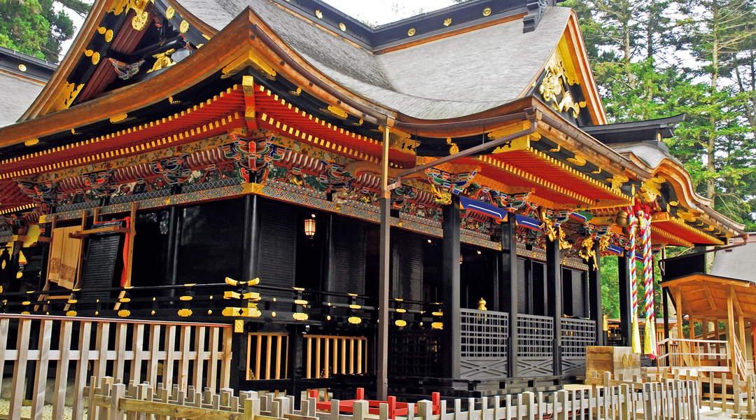 Oosaki Hachimangu Shrine