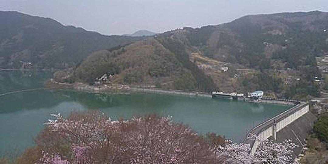시모쿠보 댐 시모쿠보 댐 관리소