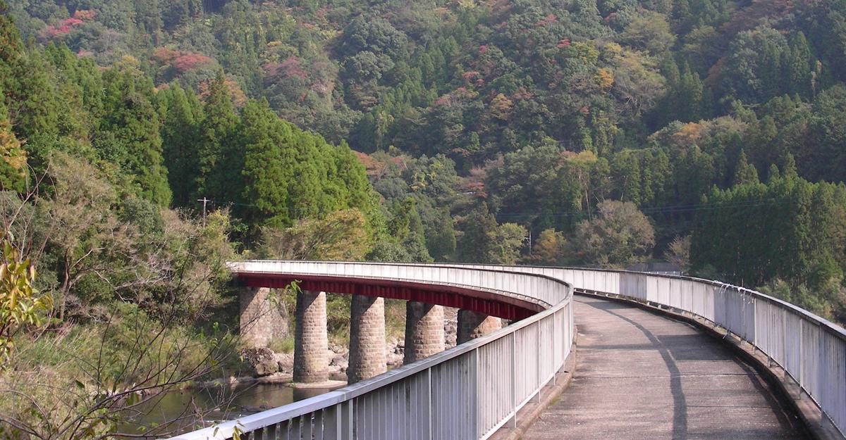 楓耶馬自行車專用道